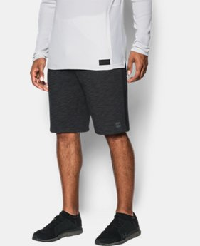 UA Baseline Fleece Shorts  1 Color $44.99