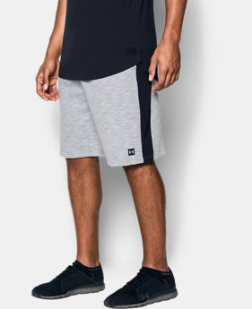 UA Baseline Fleece Shorts  2 Colors $37.49