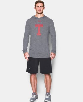 New Arrival Men's Temple UA Tri-Blend Hoodie  1 Color $44.99