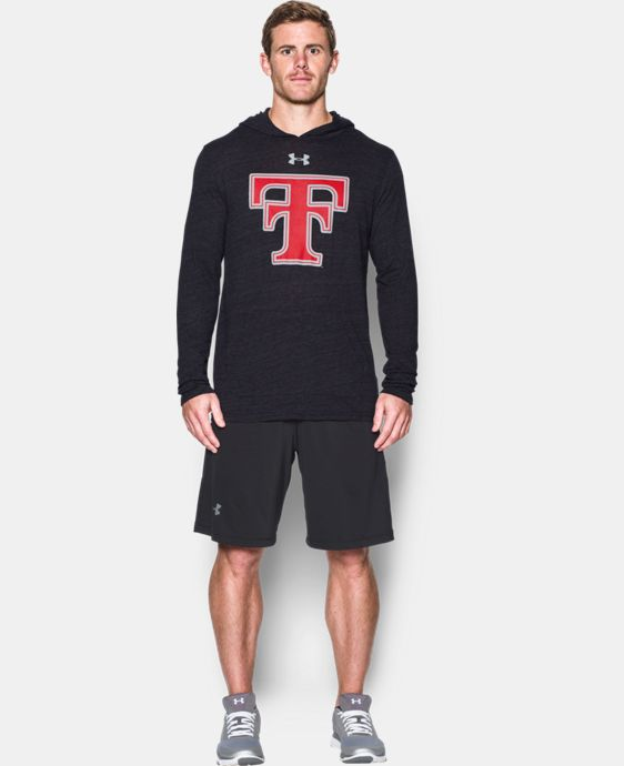 Men's Texas Tech UA Tri-Blend Hoodie LIMITED TIME: FREE U.S. SHIPPING 1 Color $44.99