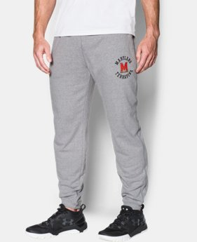 Mens Maryland UA Tri-Blend Joggers  1 Color $44.99