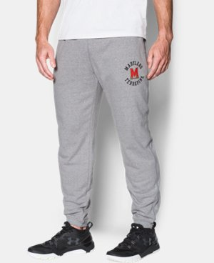 Mens Maryland UA Tri-Blend Joggers LIMITED TIME: FREE U.S. SHIPPING 1 Color $44.99
