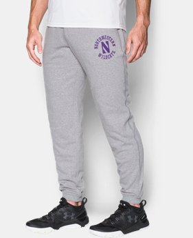 Mens Northwestern UA Tri-Blend Joggers LIMITED TIME: FREE U.S. SHIPPING 1 Color $59.99