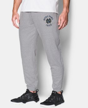 Men's Notre Dame UA Tri-Blend Joggers  1 Color $44.99