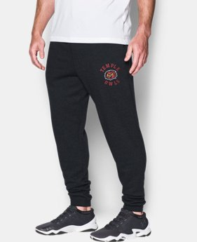 Men's Temple UA Tri-Blend Joggers LIMITED TIME: FREE U.S. SHIPPING 1 Color $59.99