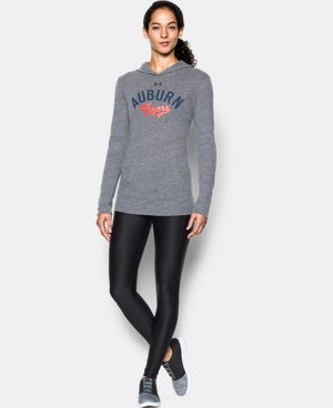 Women's Auburn UA Charged Cotton® Tri-Blend Hoodie LIMITED TIME: FREE U.S. SHIPPING 1 Color $44.99