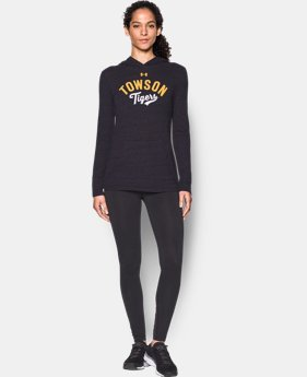 New Arrival Women's Towson UA Charged Cotton® Tri-Blend Hoodie  1 Color $44.99