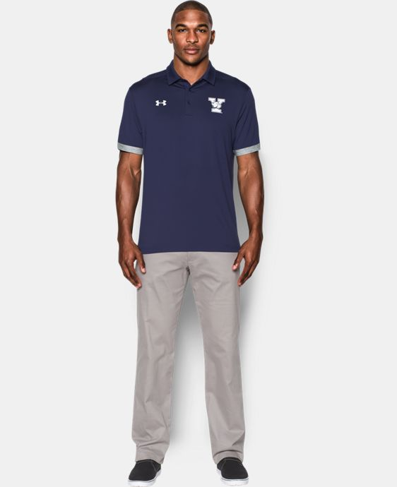 Men's Yale UA Polo LIMITED TIME: FREE U.S. SHIPPING 1 Color $80