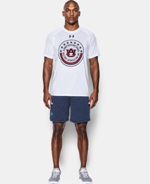 New Arrival Men's Auburn UA Tech™ T-Shirt LIMITED TIME: FREE U.S. SHIPPING 1 Color $30