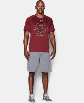 Men's Boston College UA Tech™ T-Shirt LIMITED TIME: FREE U.S. SHIPPING 1 Color $22.99