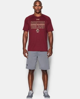Men's Boston College UA Tech™ Ireland T-Shirt  1 Color $22.99