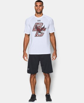 Men's Boston College UA Tech™ T-Shirt  1 Color $22.99