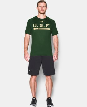 New Arrival Men's South Florida UA Tech™ T-Shirt LIMITED TIME: FREE U.S. SHIPPING 1 Color $30