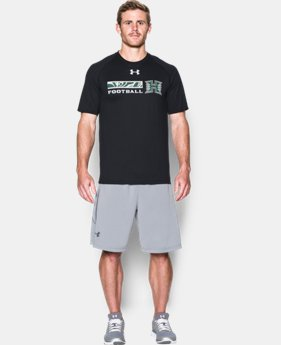 Men's Hawai'i UA Tech™ Sideline T-Shirt  1 Color $22.99