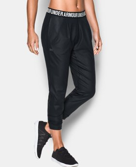 Women's UA Rehearsal Harem Shine Pants  1 Color $35.24 to $44.99