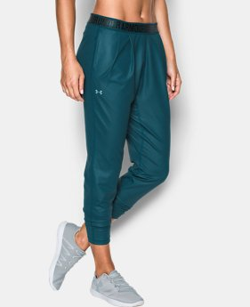 Women's UA Rehearsal Harem Shine Pants  1 Color $42.5 to $63.99
