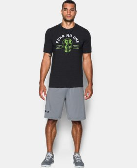 Men's UA Soccer Fear No One T-Shirt  LIMITED TIME: FREE SHIPPING 1 Color $24.99