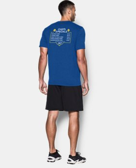New Arrival Men's SC30 House Of Curry T-Shirt LIMITED TIME: FREE SHIPPING 1 Color $34.99