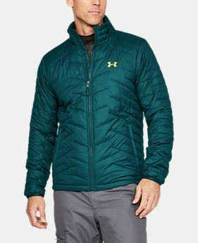 Men's ColdGear® Reactor Jacket  3 Colors $229