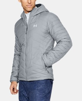 Men's ColdGear® Reactor Hooded Jacket  4 Colors $224.99