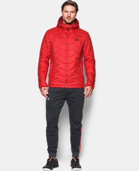 Men's ColdGear® Reactor Hooded Jacket  2 Colors $224.99