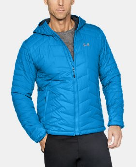 Men's ColdGear® Reactor Hooded Jacket  5 Colors $168.74