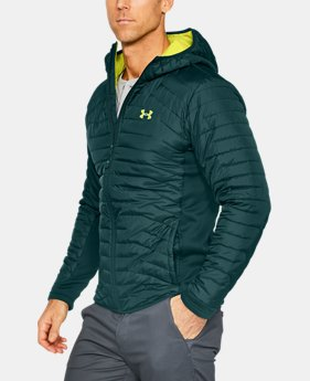 Best Seller Men's ColdGear® Reactor Hybrid Jacket  4 Colors $184.99