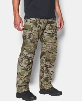 Men's UA Storm Tactical Camo Patrol Pants LIMITED TIME OFFER 1 Color $67.49