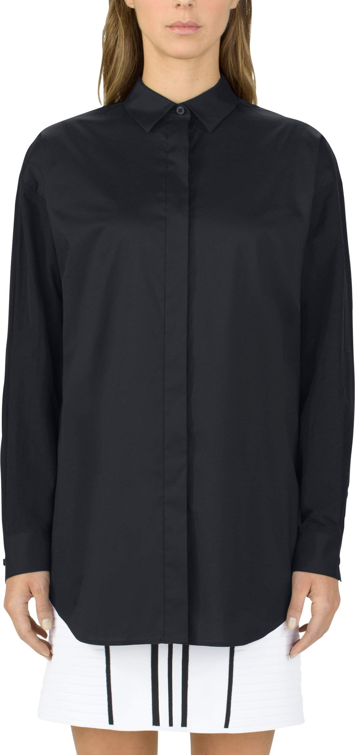 Women's UAS Oversized Poplin Shirt 1 Color $160.00