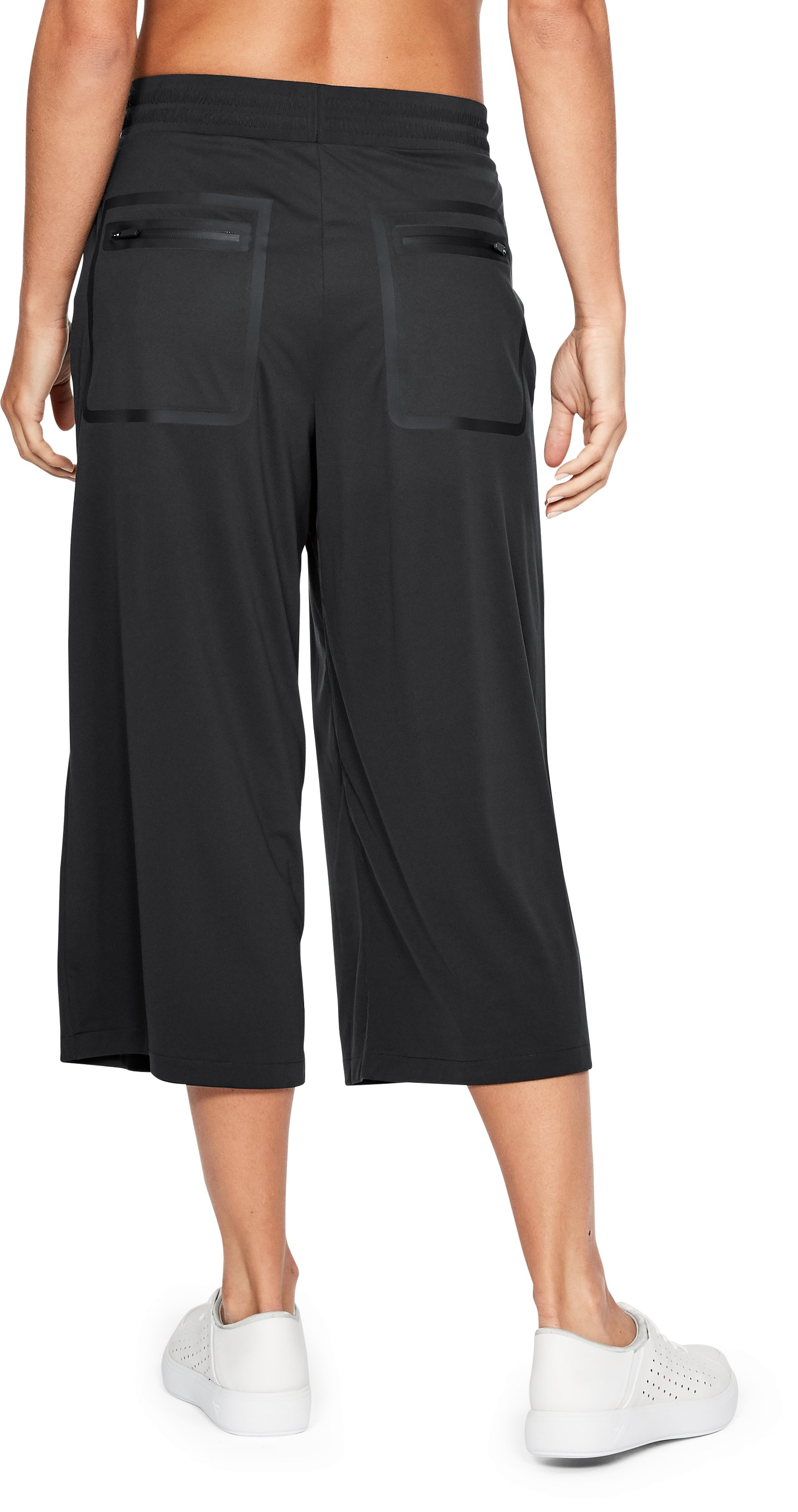 Women's UAS Culottes, Black , undefined