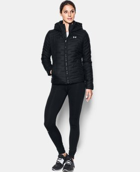 Women's ColdGear® Reactor Hooded Jacket  2 Colors $259.99