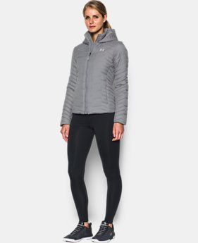 New Arrival Women's ColdGear® Reactor Hooded Jacket  5 Colors $224.99