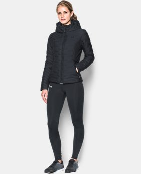 Women's ColdGear® Reactor Hooded Jacket  3 Colors $168.74