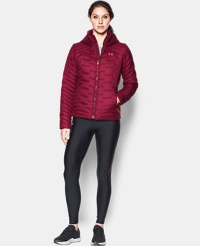 Women's ColdGear® Reactor Hooded Jacket  2 Colors $224.99