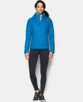New Arrival Women's ColdGear® Reactor Hooded Jacket  1 Color $224.99
