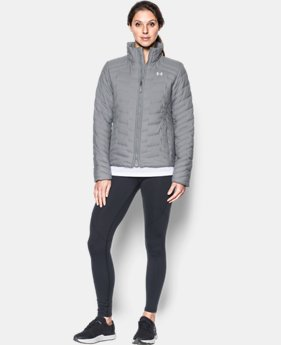 Women's ColdGear® Reactor Jacket  5  Colors Available $119.99 to $149.99
