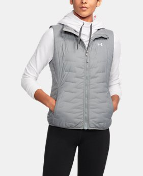 Women's ColdGear® Reactor Vest  4 Colors $139.99