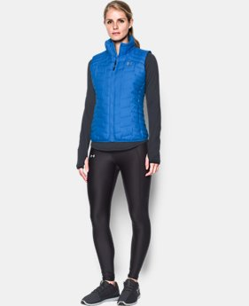 New Arrival Women's ColdGear® Reactor Vest  1 Color $124.99