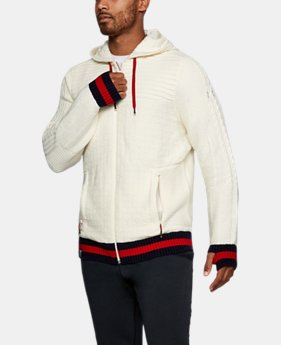 Men's UA Stars & Stripes Full Zip Sweater  1 Color $150