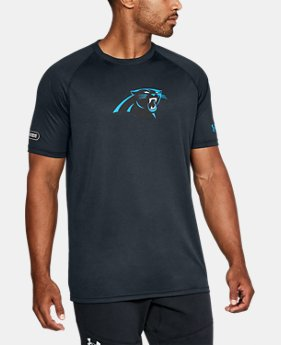 Men's NFL Combine Authentic UA Logo T-Shirt  5 Colors $35