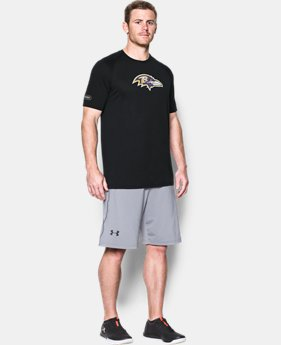 Men's NFL Combine Authentic UA Logo T-Shirt  3 Colors $35