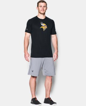 Men's NFL Combine Authentic UA Logo T-Shirt  3 Colors $26.99