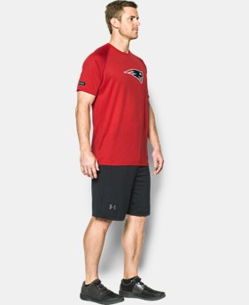 Men's NFL Combine Authentic UA Logo T-Shirt  2 Colors $35