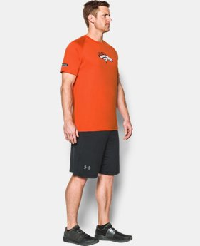 Men's NFL Combine Authentic UA Logo T-Shirt  7 Colors $35