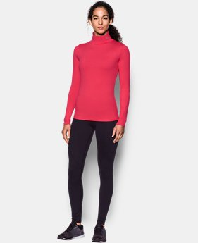 New Arrival Women's ColdGear® Compression 3-in-1 Mock  1 Color $59.99