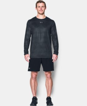 Men's UA Coolswitch Armour Long Sleeve T-Shirt  1 Color $44.99