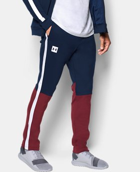Men's UA Sportstyle Track Pants  1  Color Available $53.99
