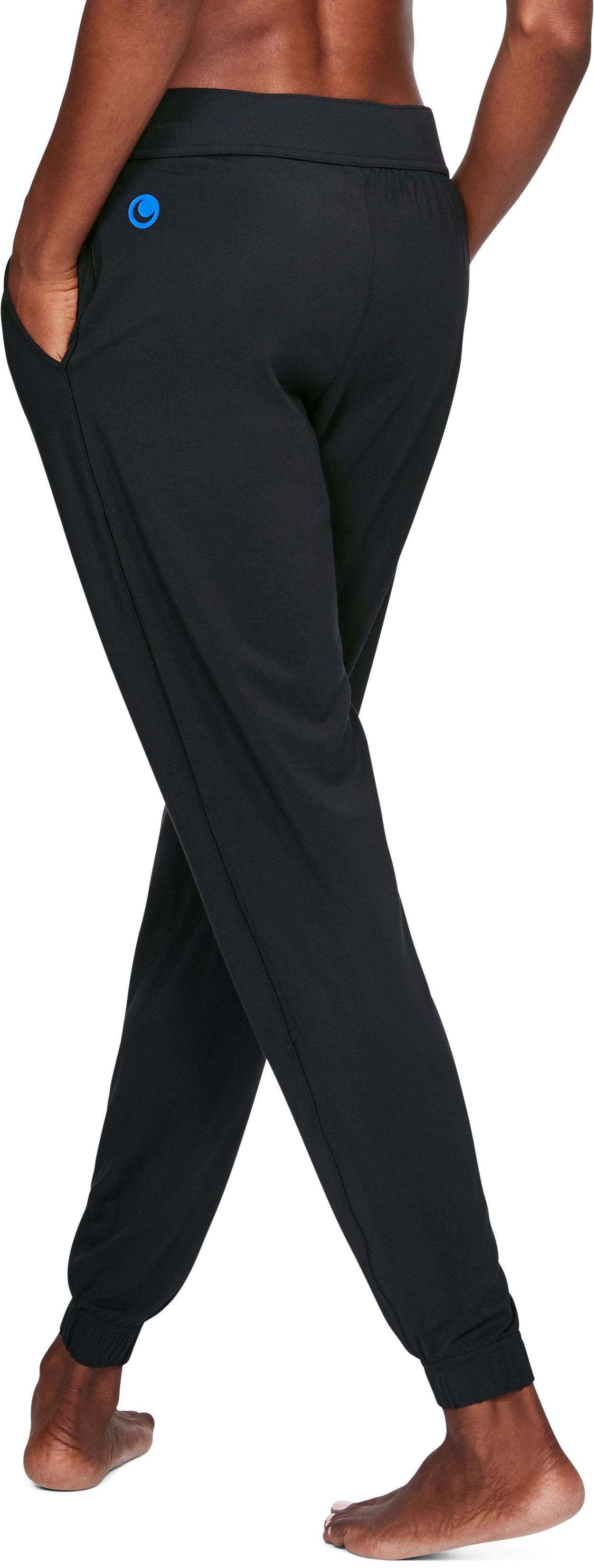 Women's Athlete Recovery Ultra Comfort Sleepwear Pants, Black ,