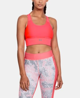 Women's UA Armour® Crossback Clutch Bra  1 Color $49.99