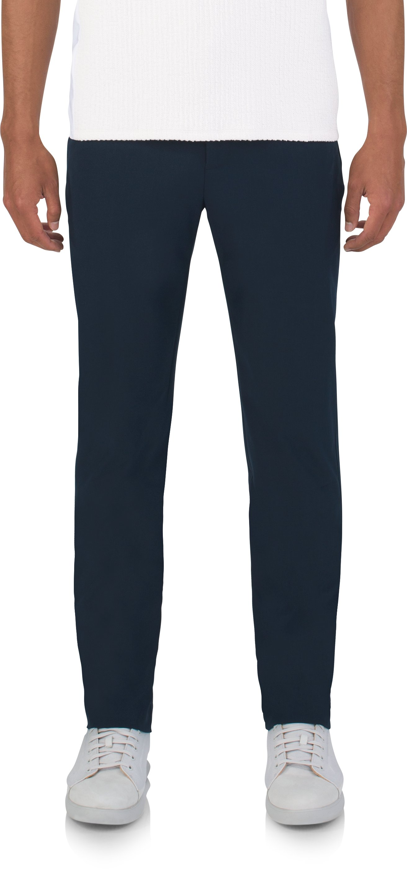 Knit Suiting Pant, Navy, zoomed image